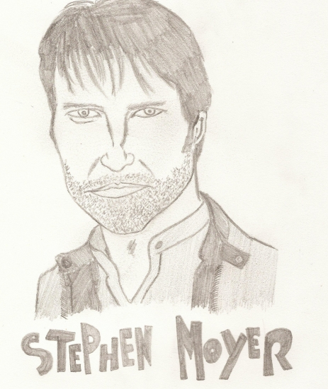 Stephen Moyer by Kalel